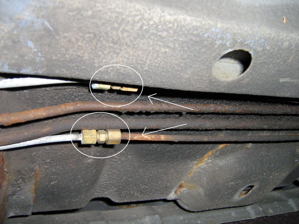 The Right Time For A Brake Line Repair Car From Japan