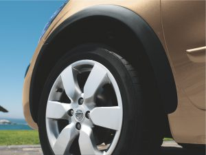 Nissan Note Wheels