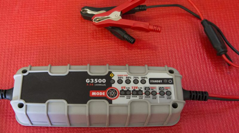 How Long Can You Leave Car Battery On Charger