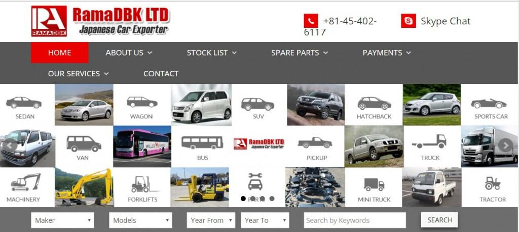 top used car exporter from Japan