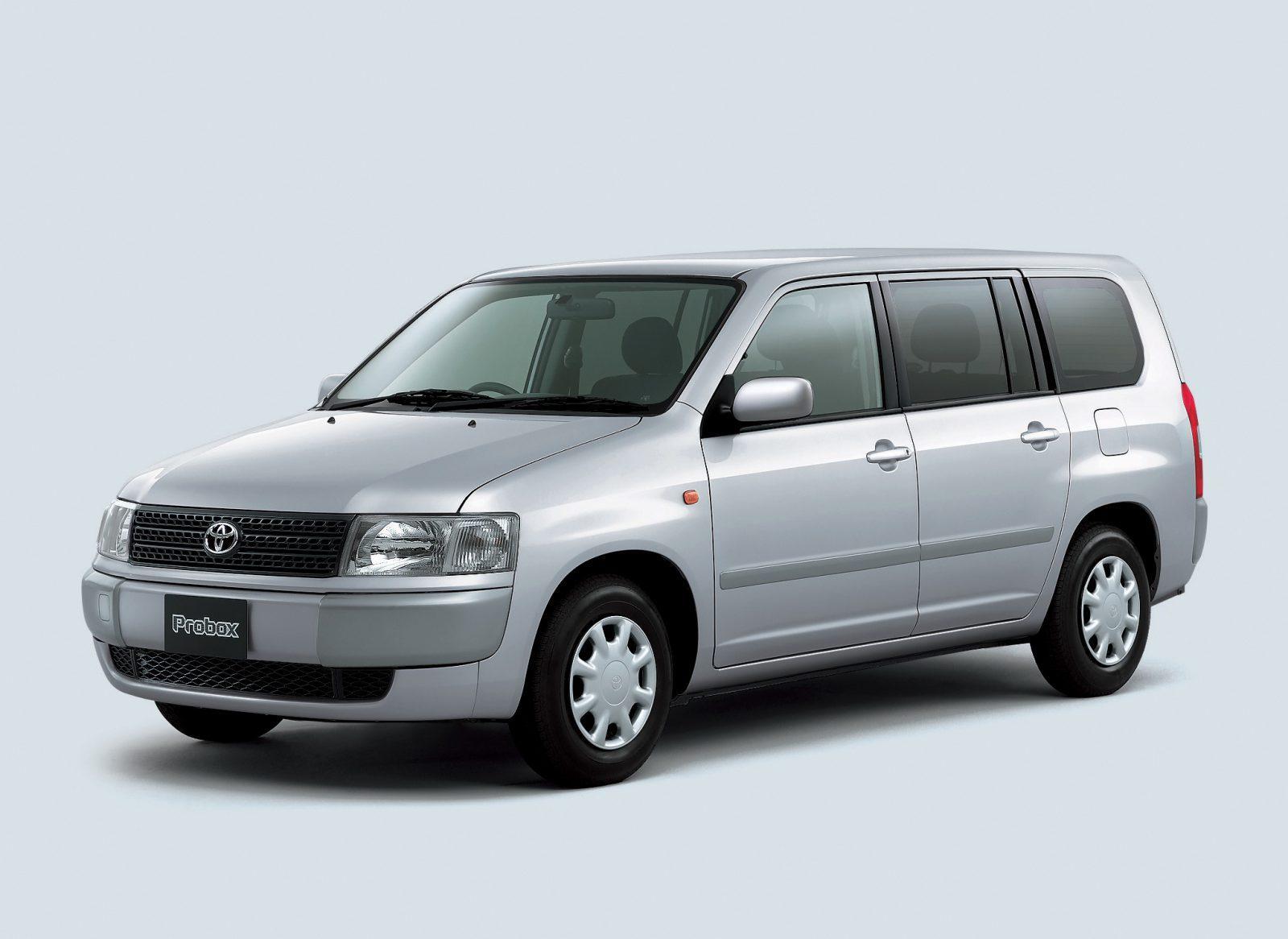 comparison between probox van vs nissan vanette car from japan. Black Bedroom Furniture Sets. Home Design Ideas