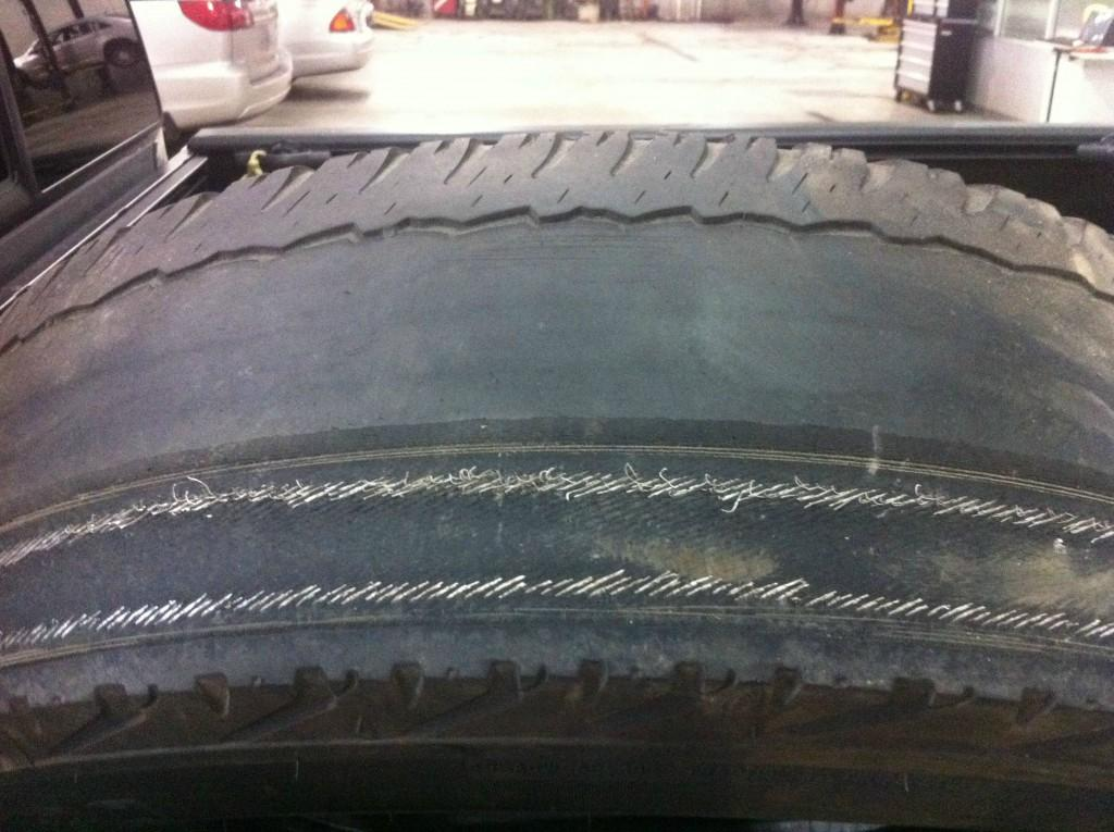 Worst Companies That Produce Bad Tires