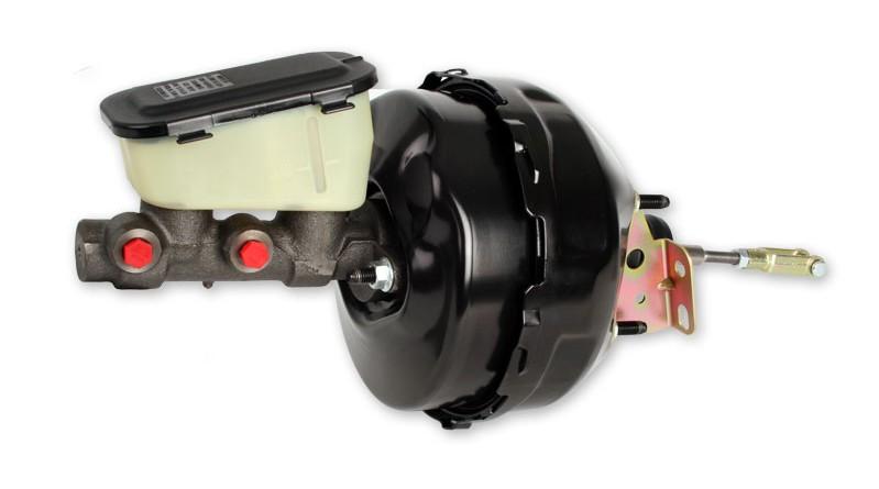 brake booster and master cylinder