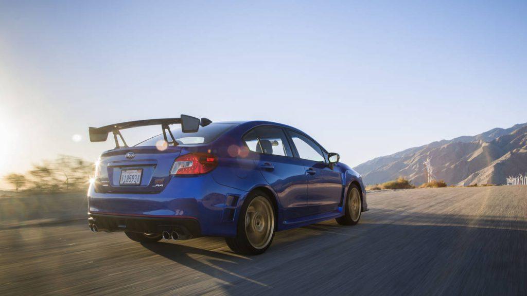 Mazda RX-8 vs Subaru Impreza WRX
