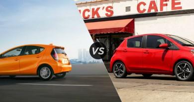 Toyota Prius vs Toyota Arius