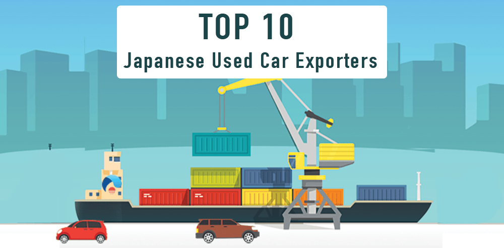 top 10 japanese used car exporters car from japan. Black Bedroom Furniture Sets. Home Design Ideas