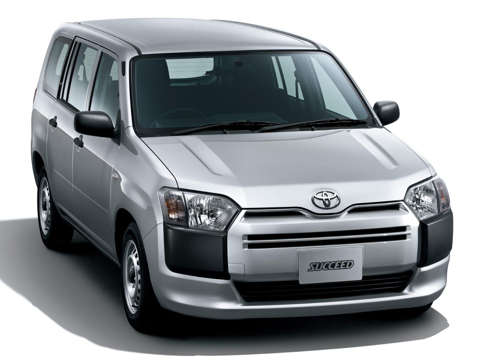 Probox Van vs Nissan Vanette