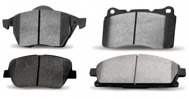 types of brake pads