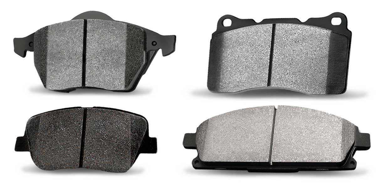 Common Types of Brake Pads You Need to Know | CAR FROM JAPAN