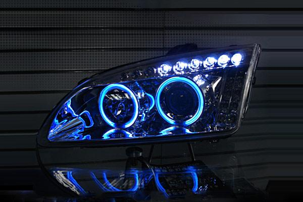 4 Projector Headlights Benefits