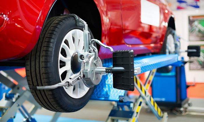 car tire alignment