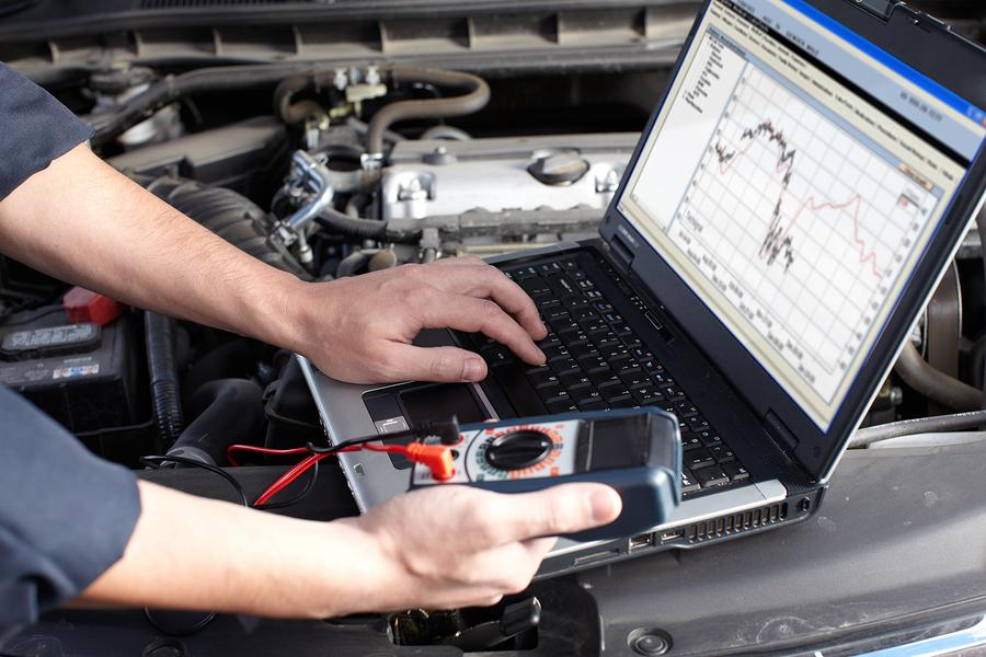 Check the problems by running a complete computer diagnostic test at a repair shop