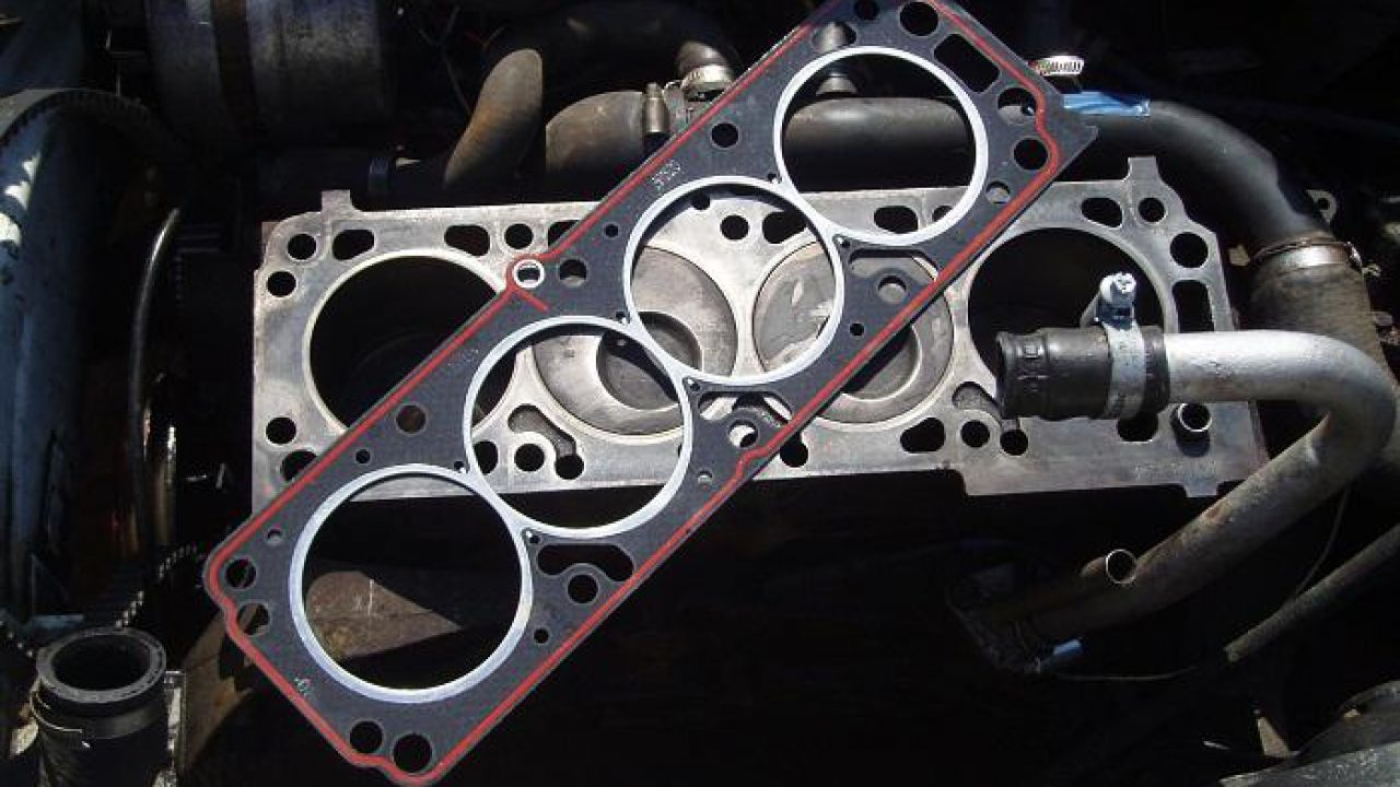 A Cracked Head Gasket: Common Symptoms And Repair | CAR FROM