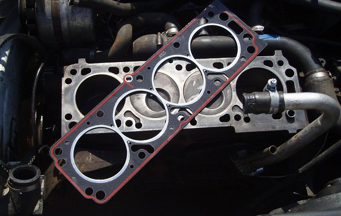 cracked head gasket