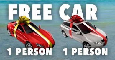 free car scam