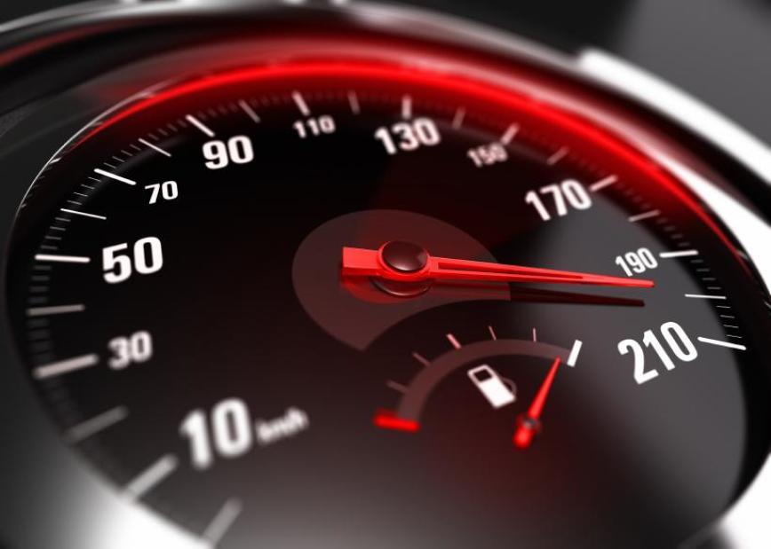 The speedometer also may workfrantically or sometimes stop working altogether