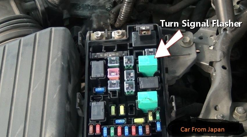 How to Detect a Faulty Turn Signal Relay