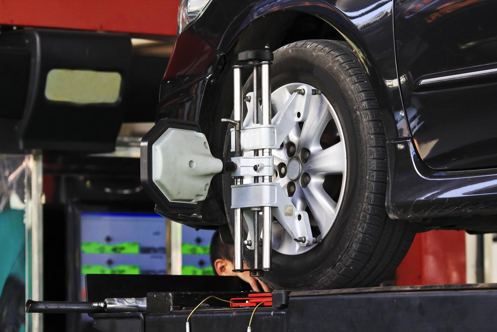 Major Wheel Alignment Benefits
