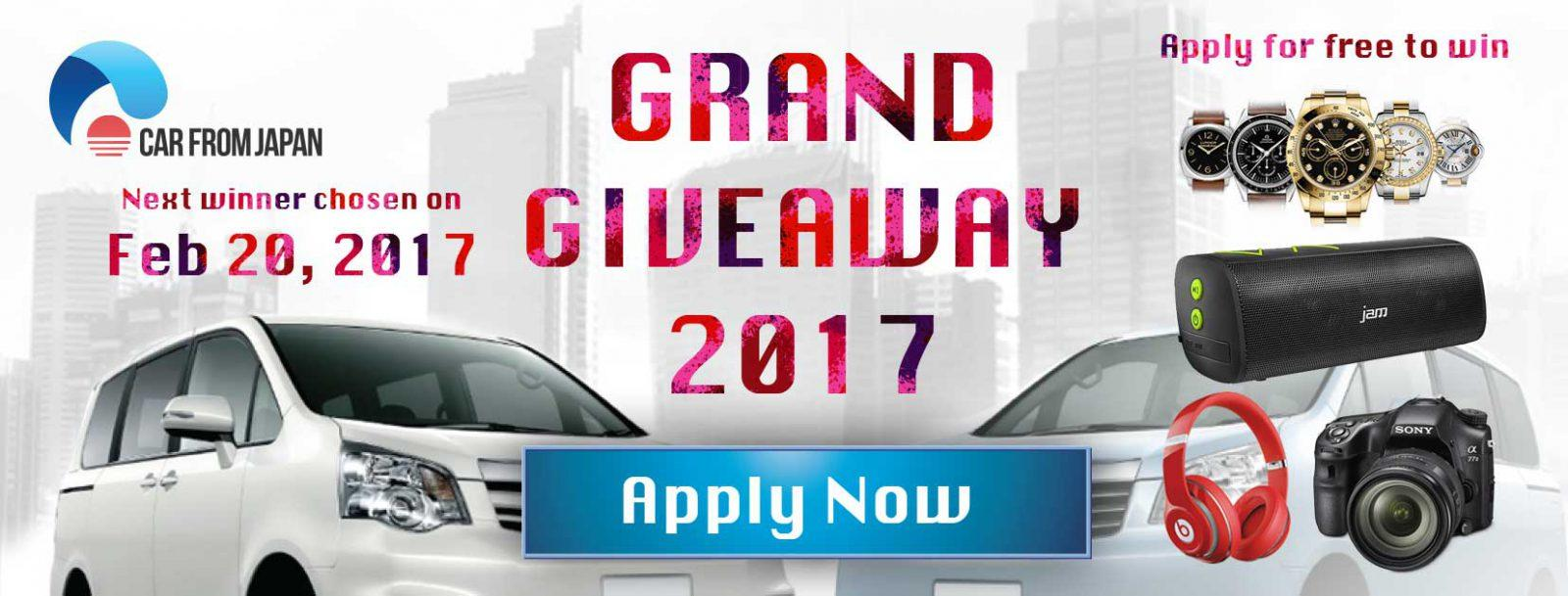 Free Car Giveaway >> Car Giveaway Campaign 8211 Is It Free Car Scam Or Real