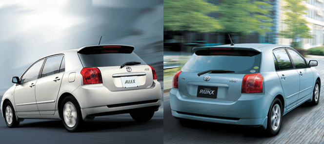 a complete comparison between toyota allex vs runx car from japan rh carfromjapan com toyota allex manual transmission toyota allex 2002 manual
