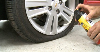 Tire Puncture Sealant