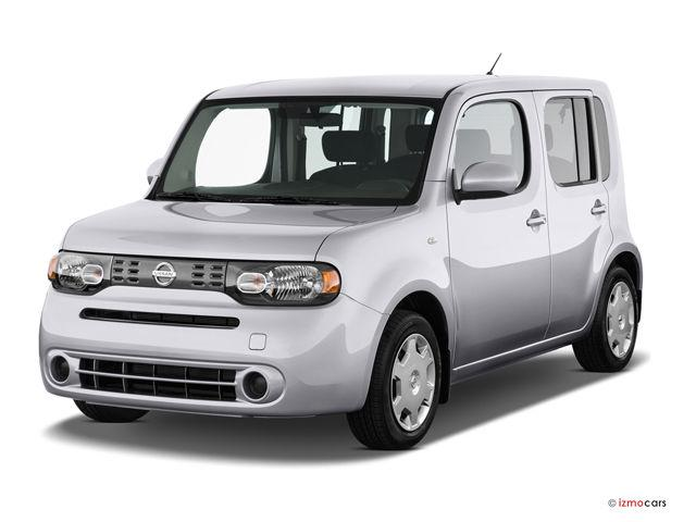 Nissan Cube vs Honda Fit