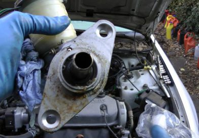 Brake Master Cylinder Replacement in Easy Steps