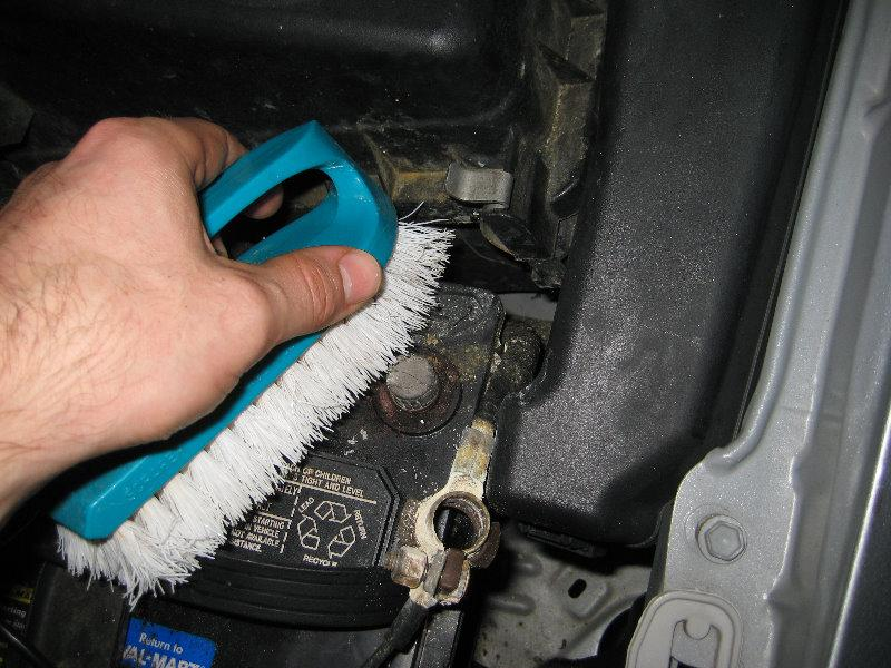 How To Clean Battery Acid >> Way To Clean Car Battery Corrosion Jamiiforums