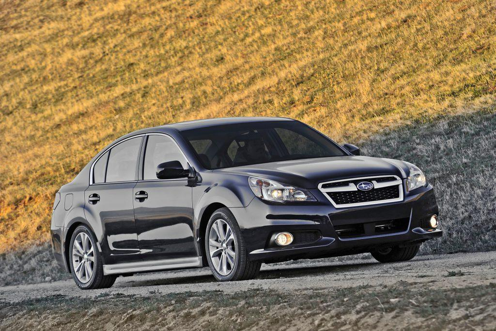 Best used cars for family
