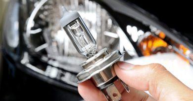 Car Headlight Repair