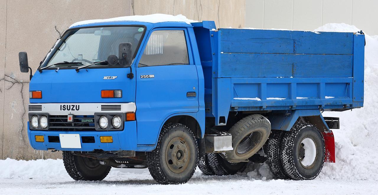 Isuzu Elf Truck - cars in Kenya