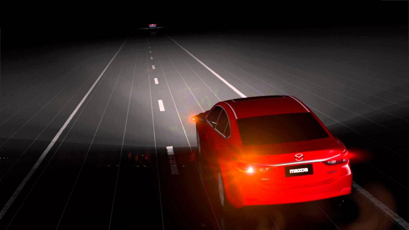 Brightening Car High Beams Is One Step Away Car From Japan