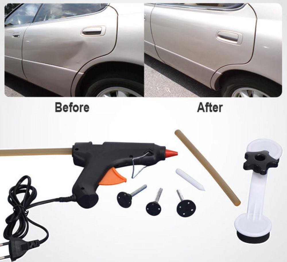 How To Use A Car Dent Repair Kit
