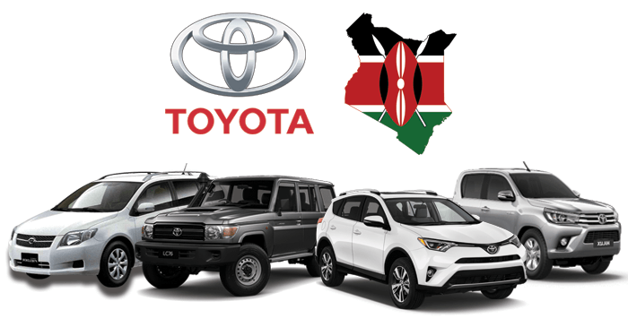 Most Common Affordable Toyota Cars In Kenya Part 2 Car From Japan