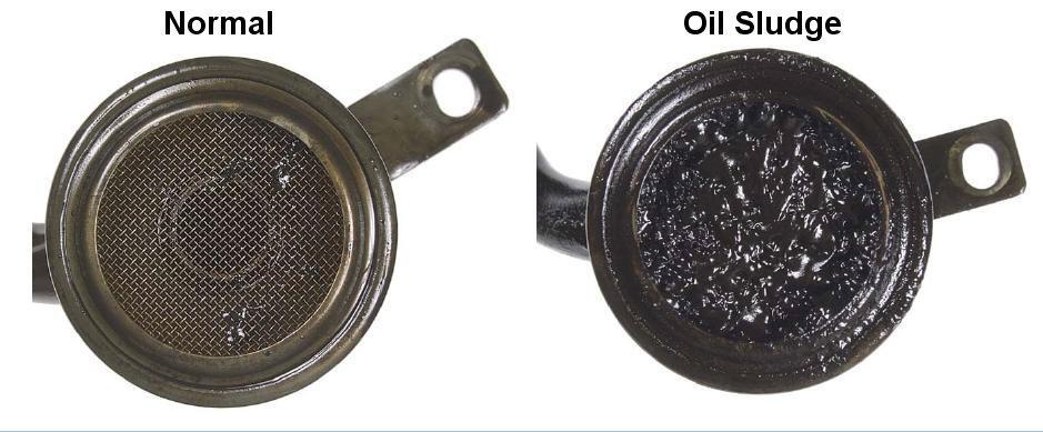 Oil Pump Failure