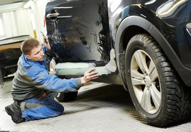 Auto Body Paint Repair: How to Paint Car Yourself
