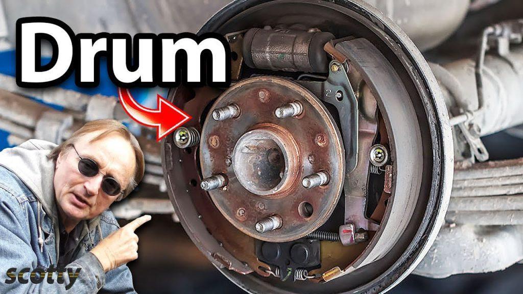 Guide to brake drum turning