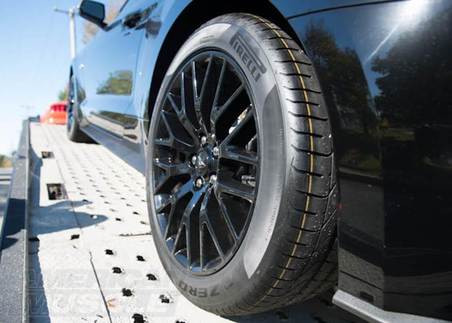 vw cc 2014 tire size