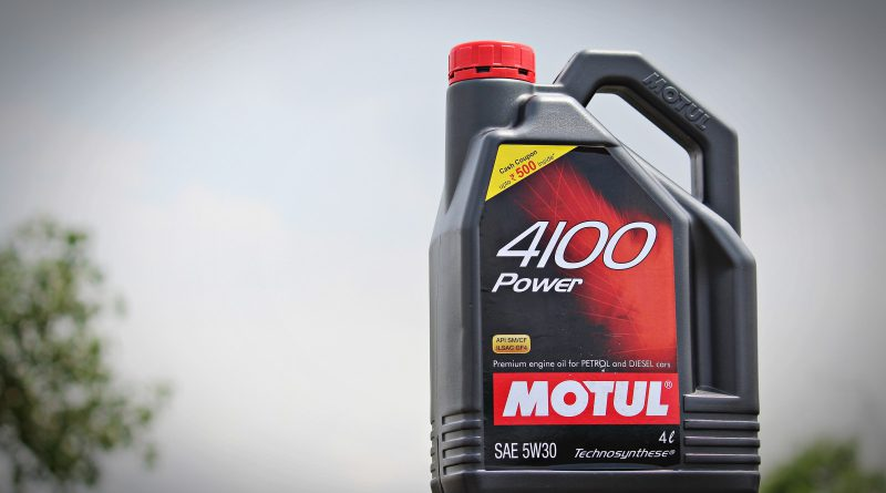 fully synthetic oil
