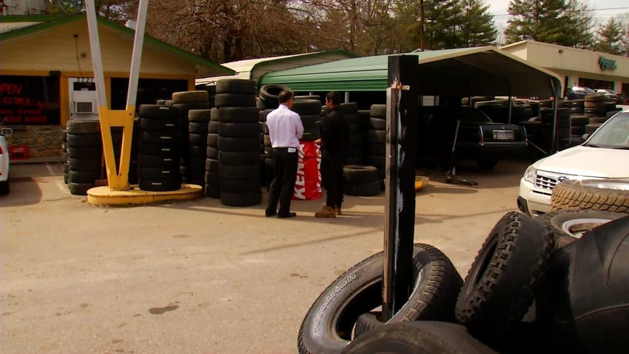 how to check used tires tips you must know car from japan. Black Bedroom Furniture Sets. Home Design Ideas