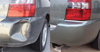 how to repair car dents