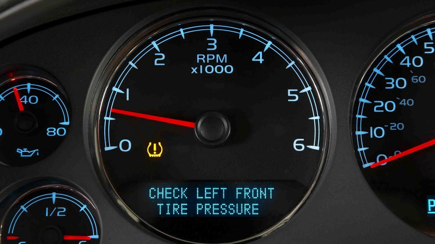 how does TPMS work