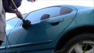 Rubber Plunger fix car