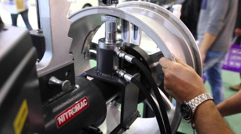 tire rim repair