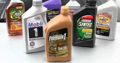 High Performance Motor Oil Brands