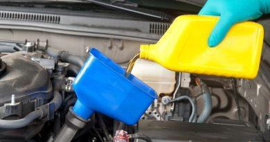 oil change for hybrid cars