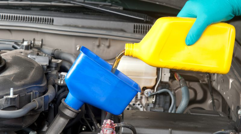 oil change for hybrid cars