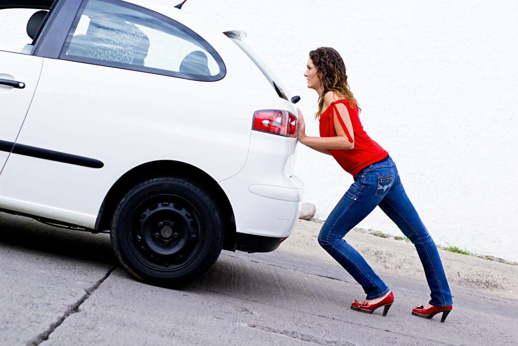 What to do if you run out of gas