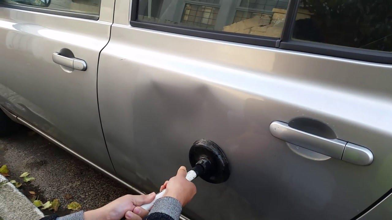 5 Easy Dent Removal Processes That You Can Diy Car From