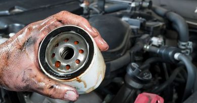How to Change an Oil Filter